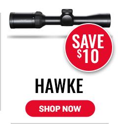 Hawke Scopes - Save $10