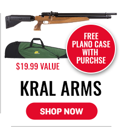 Kral Arms - Free Case with Purchase - $19.95 Value