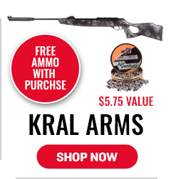 Kral Arms - Free Ammo with Purchase - $5.75 Value