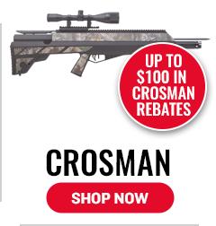 Crosman - Up to $100 Off