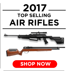 2017 Top Selling Air Rifles
