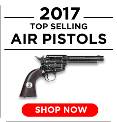 2017 Top Selling Air Pistols