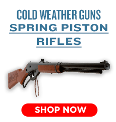 Spring Piston Rifles