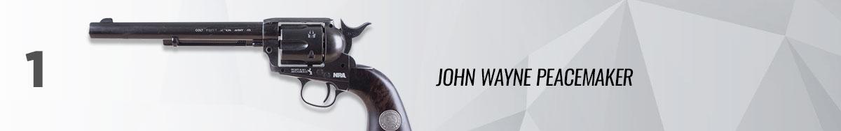 John Wayne Peacemakers