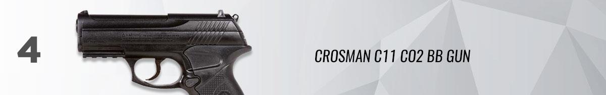 Crosman C11 CO2 BB Gun