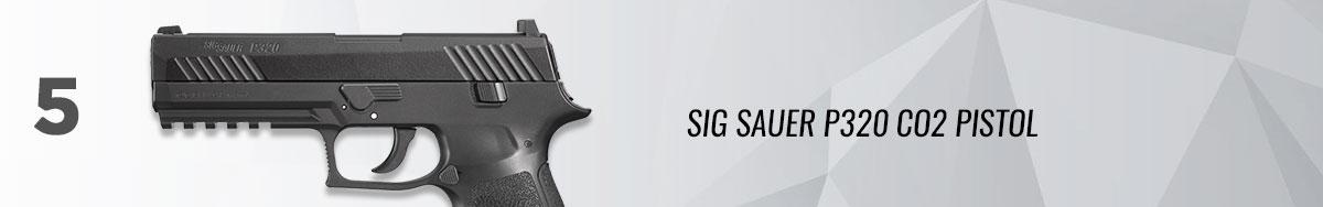 SIG Sauer P320 CO2 Pistol