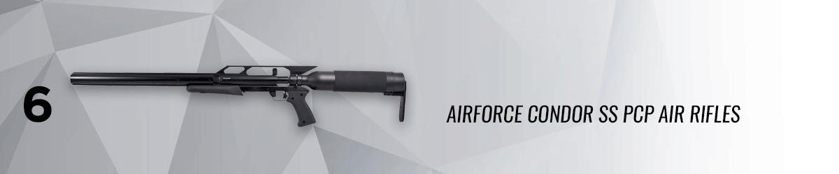 Airforce Condor SS PCP Air Rifles