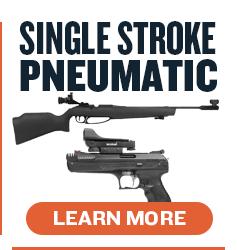Single Stroke Pneumatics Airguns