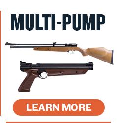 Multi-Pump Airguns