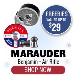 Benjamin Marauder  - free mag and ammo - Up to $29 Value
