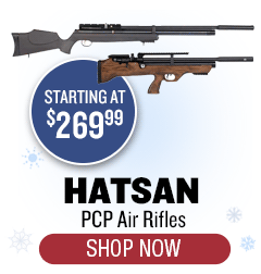 Hatsan PCPs - Starting at $269.99