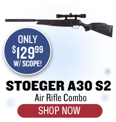 Stoeger A30 S2 Combo - only $129.99