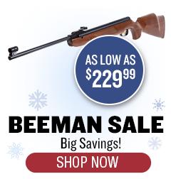 Beeman Sale - As low as $229.99