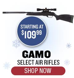 Gamo Rifles - Starting at $109.99
