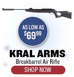 Kral Arms Breakbarrels - as low as $69.99
