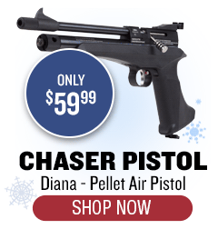 Diana Chaser Pistol - Only $59.99
