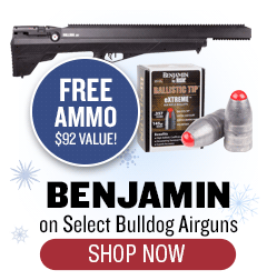Free Ammo - $92 Value!