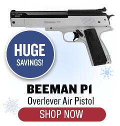 Beeman P1 Pistol - Huge Savings!