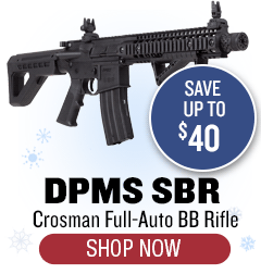 Crosman DPMS - Up to $40 off