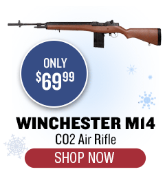 Winchester M14 Co2 Rifle - Only $69.99