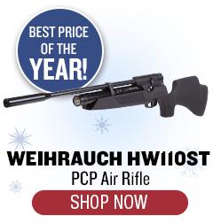 Weihrauch HW110ST Air Rifle - Best Price of Year