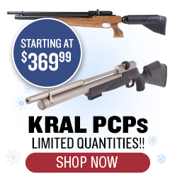 Kral PCPs - starting at $369.99