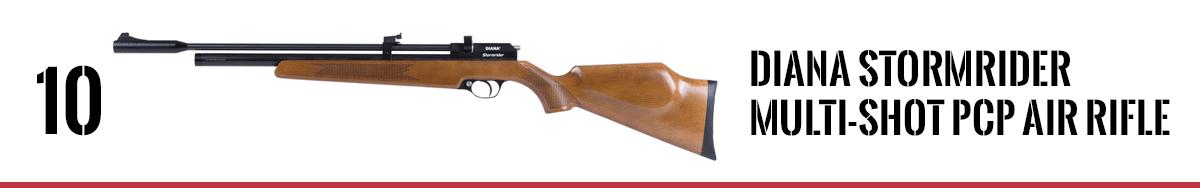 Diana Stormrider Multi-shot PCP Air Rifle
