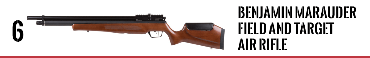 Benjamin Marauder Field And Target Air Rifle