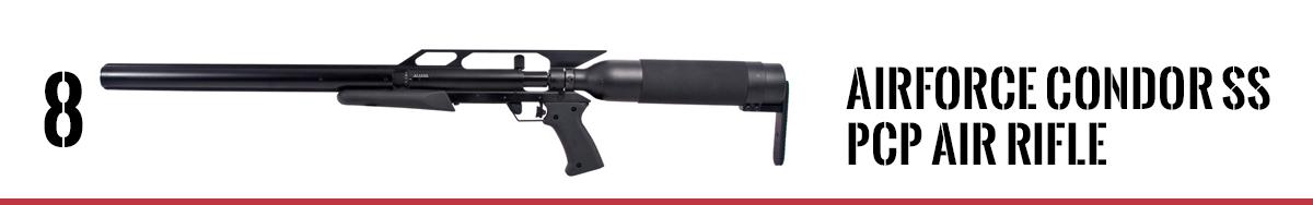 AirForce Condor SS PCP Air Rifle