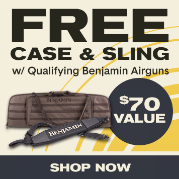 Free Benjamin Airgun Accessories