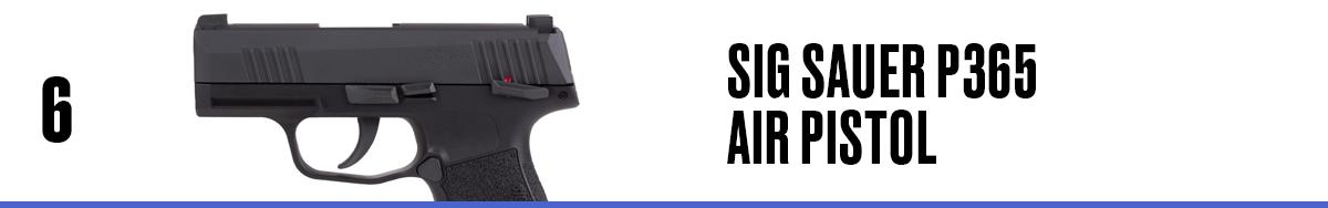 Sig Sauer P365 Air Pistol