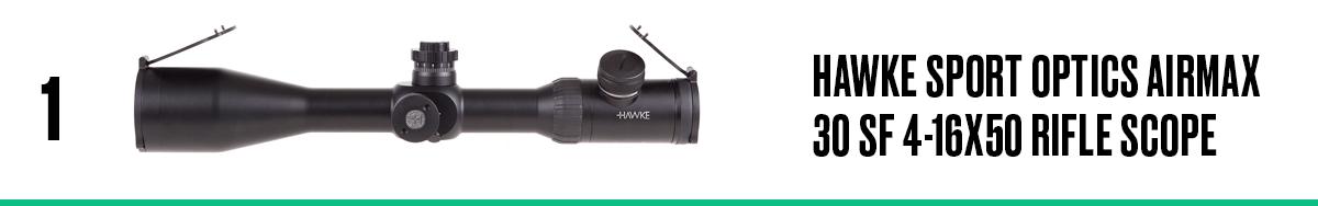 Hawke Sport Optics Airmax 30 SF 4-16x50 Rifle Scope