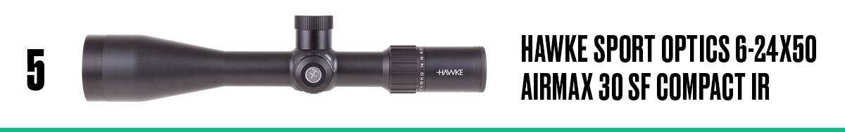 Hawke 6-24x50 Airmax 30 SF Compact IR