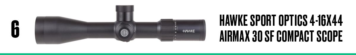 Hawke 4-16x44 Airmax 30 SF Compact Riflescope