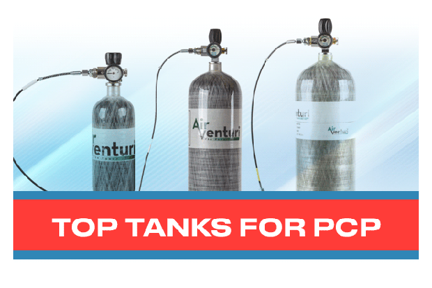 Top Tanks for PCP