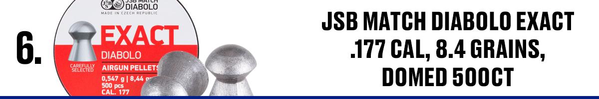 JSB Match - Exact Diablo .177 4.52MM