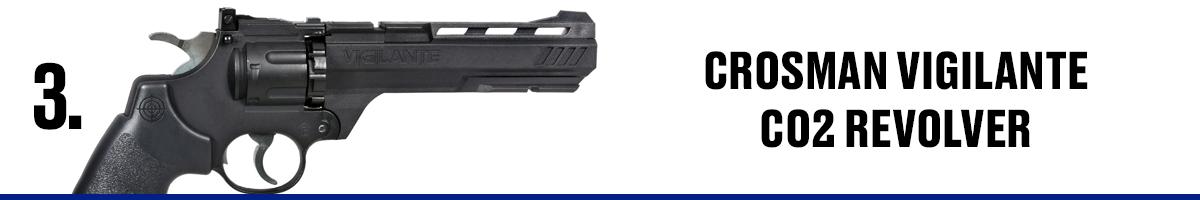 Crosman Vigilante CO2 Revolver