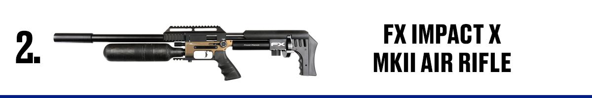 FX Impact X MKII Air Rifle