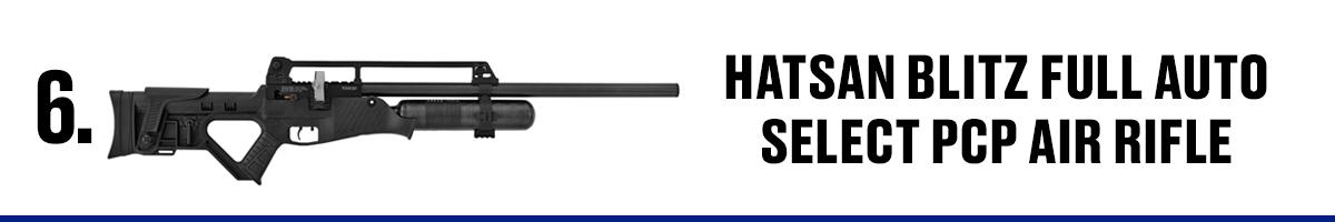 Hatsan Blitz Full auto Select PCP Air Rifle