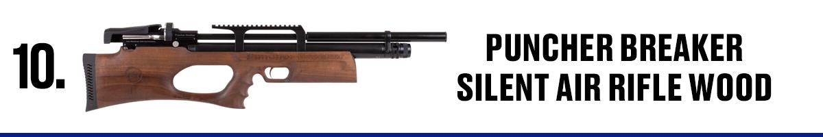 Puncher Breaker Silent Air Rifle Wood