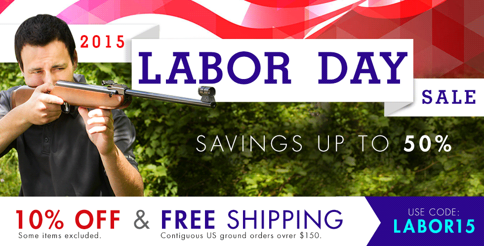 Labor Day Sale - Save 10% off + free shipping. Restrictions apply. Use code labor15 at checkout.