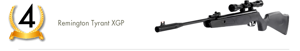 Remington Tyrant XGP Air Rifle 3796