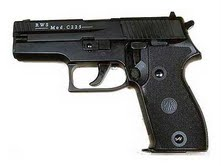 RWS C225 CO2 Air Pistol