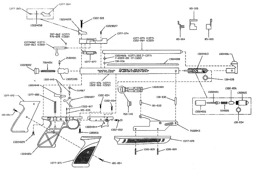 Crosman 1377 Repair Manual