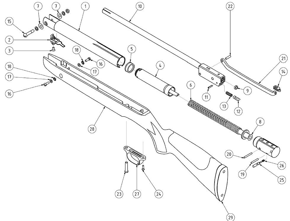 model schematic