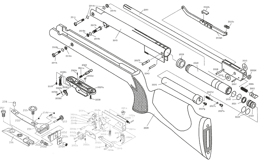 product schematics for beeman rx