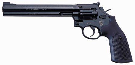 Smith & Wesson 586, 8 inch barrel