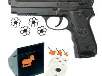 Beeman 2009 CO2 Pistol with Pellet Trap Air gun