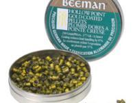 Beeman .177 Coated  Hollow Point Pellets