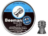 Beeman Silver Ace .177 Cal, 8.12 Grains, Domed, 500ct